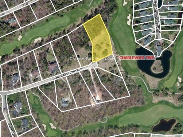 null bed null bath Single Family at  Country Club Ct Charlevoix, MI, 49720 is for sale at 38k - 1 of 2