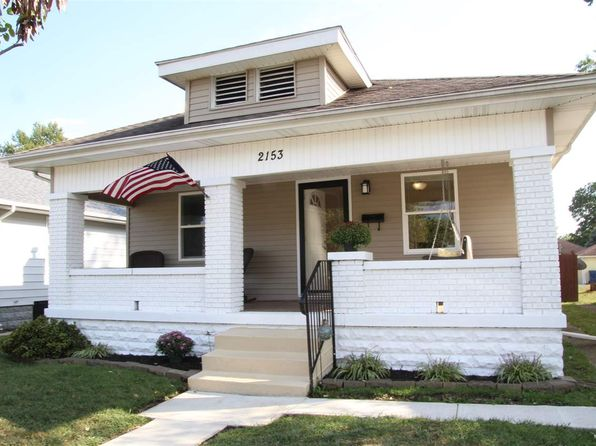2 bed 1 bath Single Family at 2153 Deming St Terre Haute, IN, 47803 is for sale at 87k - 1 of 20