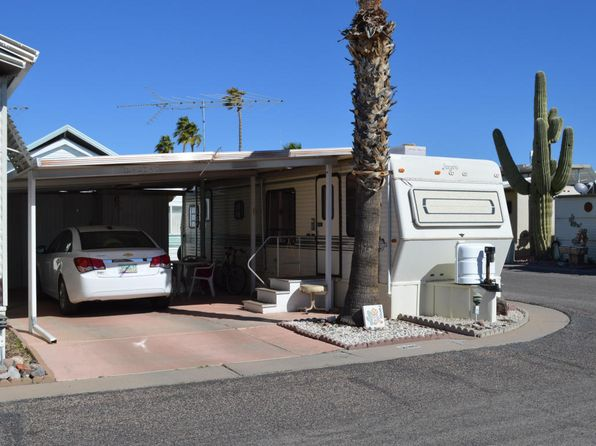 1 bed 1 bath Mobile / Manufactured at 230 E Barrel Cactus Ln Florence, AZ, 85132 is for sale at 13k - 1 of 6