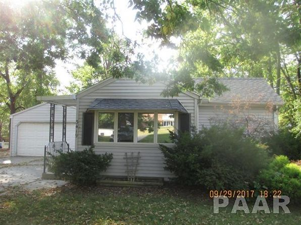 1 bed 1 bath Single Family at 3419 N California Ave Peoria, IL, 61603 is for sale at 30k - 1 of 10