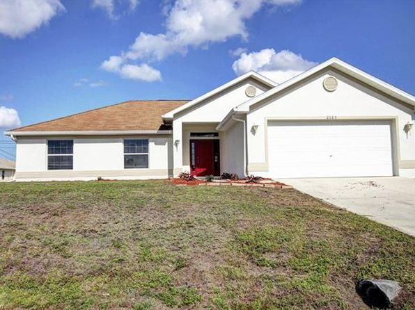 4 bed 2 bath Single Family at 2123 NE 19th Pl Cape Coral, FL, 33909 is for sale at 195k - 1 of 13