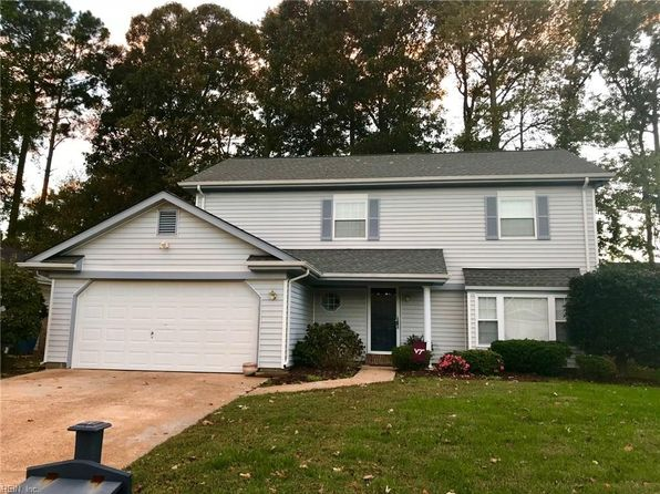 4 bed 3 bath Single Family at 692 Pinebrook Dr Virginia Beach, VA, 23462 is for sale at 308k - 1 of 29