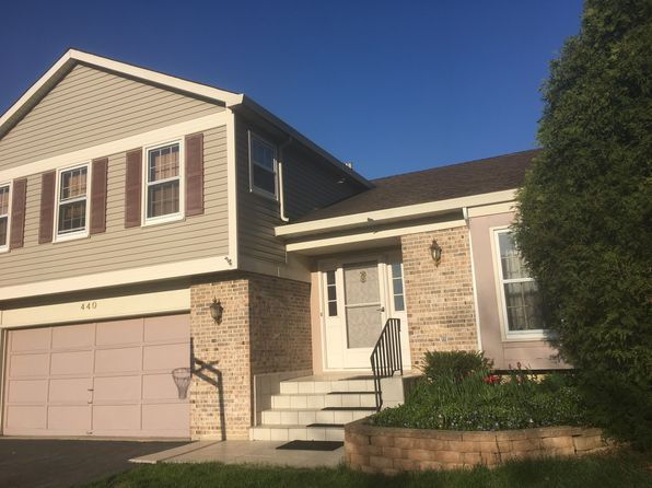 4 bed 3 bath Single Family at 440 Stonewood Cir Carol Stream, IL, 60188 is for sale at 345k - 1 of 28