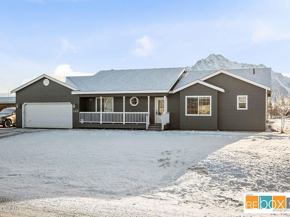 3 bed 2 bath Single Family at 13618 E Field Ln Palmer, AK, 99645 is for sale at 235k - 1 of 30