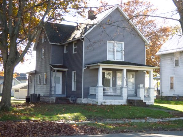 3 bed 2 bath Single Family at 1005 Walnut St Coshocton, OH, 43812 is for sale at 60k - 1 of 4