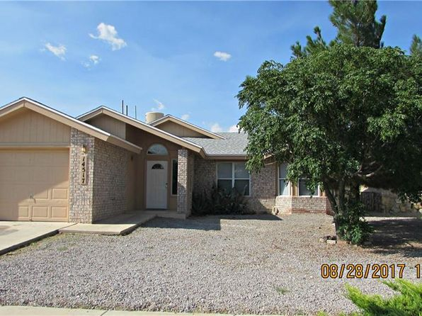 4 bed 2 bath Single Family at 14517 Alcon Dr El Paso, TX, 79928 is for sale at 97k - 1 of 17