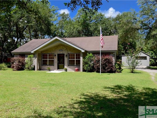 4 bed 3 bath Single Family at 110 Old Sunbury Trl Midway, GA, 31320 is for sale at 156k - 1 of 29