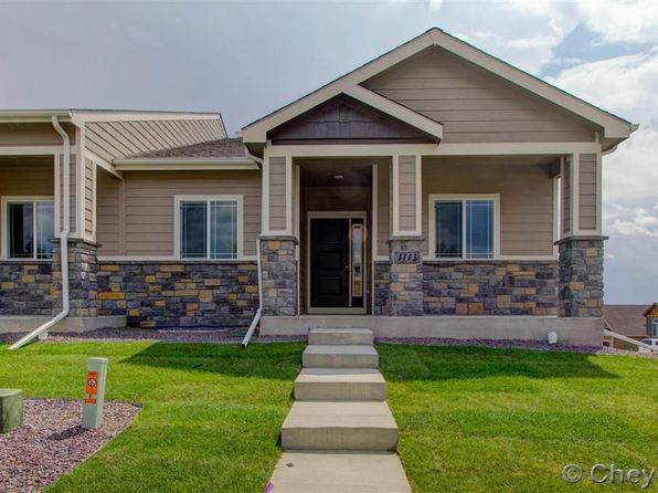 3 bed 2 bath Single Family at 3723 Sunrise Hills Dr Cheyenne, WY, 82009 is for sale at 265k - 1 of 13
