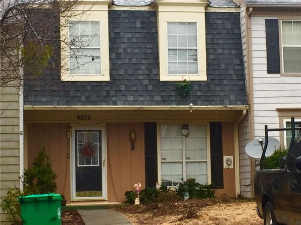 2 bed 2.5 bath Townhouse at 4675 Longman Way Stone Mountain, GA, 30083 is for sale at 60k - google static map
