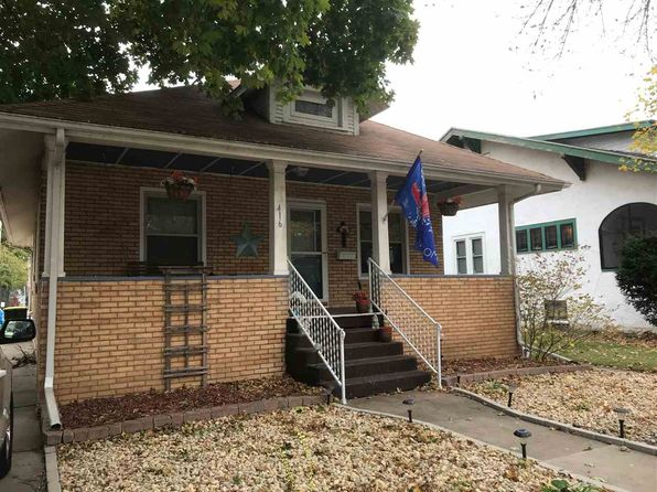 2 bed 1 bath Single Family at 416 N College Ave Geneseo, IL, 61254 is for sale at 123k - 1 of 24