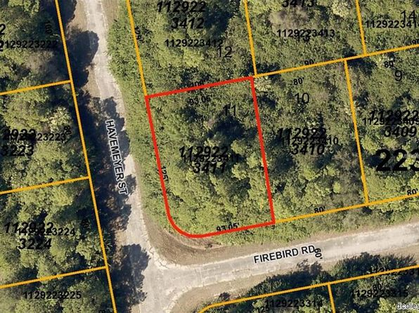null bed null bath Vacant Land at  Firebird (Lot 11) Rd North Port, FL, 34288 is for sale at 3k - 1 of 3