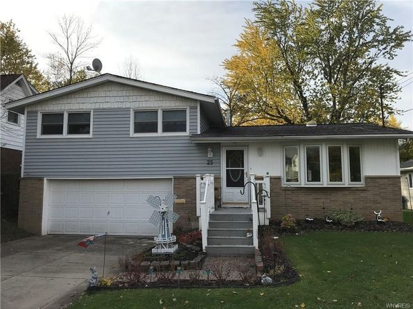 3 bed 2 bath Single Family at 25 Allen St Lancaster, NY, 14086 is for sale at 168k - 1 of 25