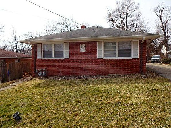 4 bed 2 bath Multi Family at 820 Royal Ave Rockford, IL, 61101 is for sale at 40k - google static map