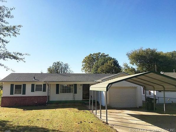 2 bed 2 bath Single Family at 922 S Liberty Ave Okmulgee, OK, 74447 is for sale at 65k - 1 of 11