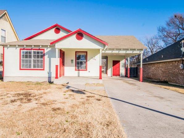 3 bed 2 bath Single Family at 1205 Stella St Fort Worth, TX, 76104 is for sale at 130k - 1 of 25