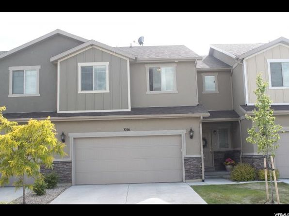 3 bed 3 bath Single Family at 846 S Fox Trail Ln Orem, UT, 84058 is for sale at 255k - 1 of 9