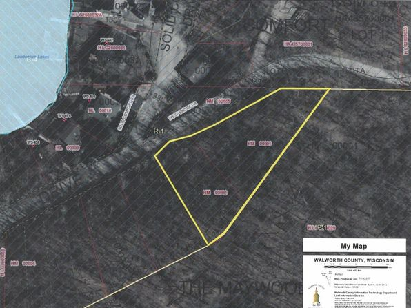 null bed null bath Vacant Land at LT1 W Shore Dr Elkhorn, WI, 53121 is for sale at 75k - google static map