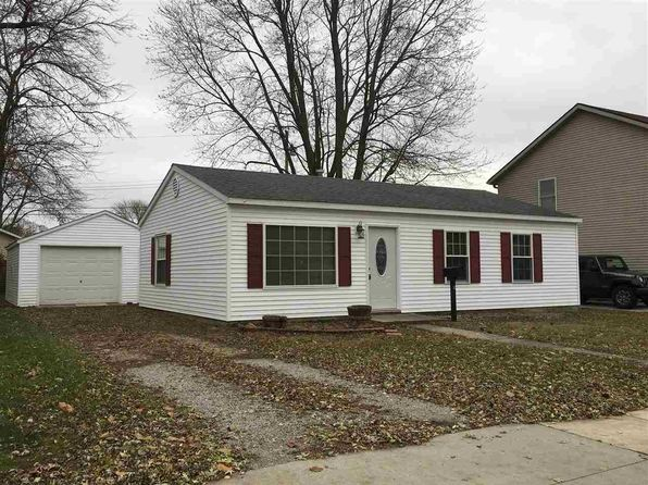 3 bed 1 bath Single Family at 513 Lakeland Ave Monticello, IN, 47960 is for sale at 84k - 1 of 12
