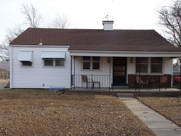 1 bed 1 bath Single Family at 1411 W Cave Springs Ave El Dorado, KS, 67042 is for sale at 65k - 1 of 32