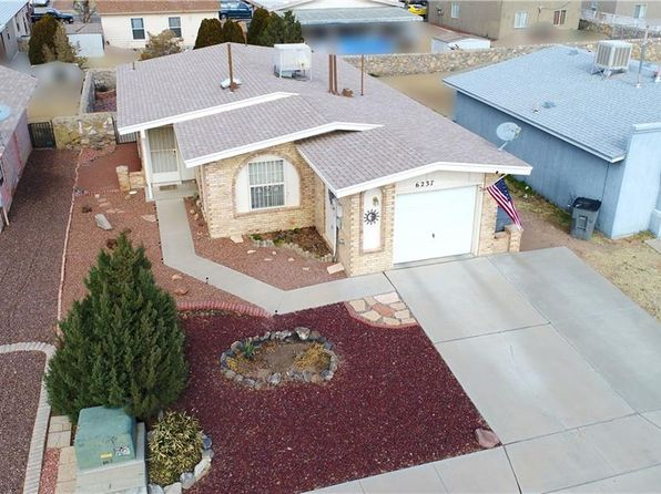 3 bed 2 bath Single Family at 6237 LONDON BRIDGE DR EL PASO, TX, 79934 is for sale at 95k - 1 of 23