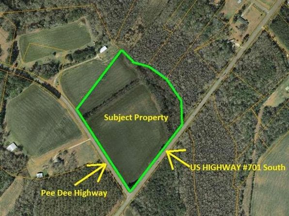null bed null bath Vacant Land at  Pee Dee Highway SW US Hwy Conway, SC, 29527 is for sale at 525k - google static map