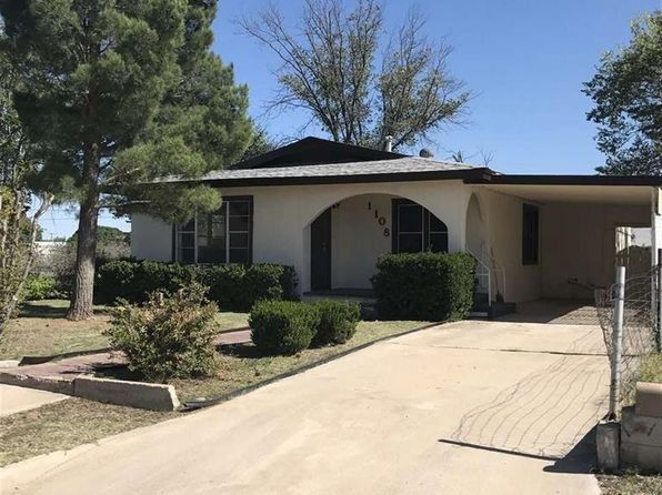2 bed 1 bath Single Family at 1108 16th St Eunice, NM, 88231 is for sale at 85k - 1 of 13