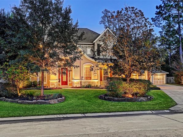 4 bed 4 bath Single Family at 10 MAMMOTH SPRINGS CT SPRING, TX, 77382 is for sale at 710k - 1 of 40
