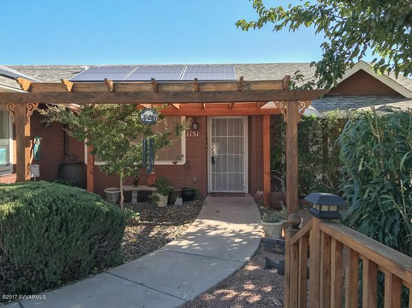 3 bed 2 bath Single Family at 1151 S 13th Pl Cottonwood, AZ, 86326 is for sale at 250k - 1 of 51