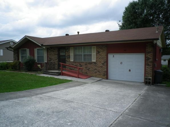 3 bed 1.5 bath Single Family at 208 Christin Dr Clinton, TN, 37716 is for sale at 124k - 1 of 19