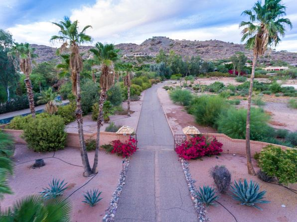 null bed null bath Vacant Land at 6400 E Cactus Wren Rd Paradise Valley, AZ, 85253 is for sale at 5.85m - 1 of 17
