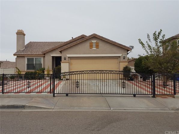 3 bed 2 bath Single Family at 11726 Desert Glen St Adelanto, CA, 92301 is for sale at 240k - google static map