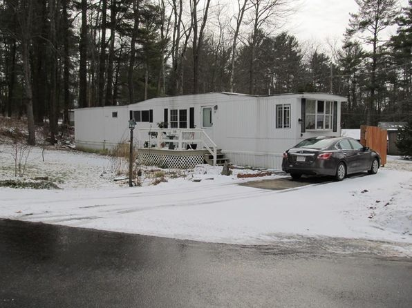 2 bed 1 bath Mobile / Manufactured at 39 Gauthier Rd Barre, MA, 01005 is for sale at 20k - google static map