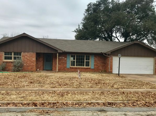 3 bed 2 bath Single Family at 2810 Lambeth Way Wichita Falls, TX, 76309 is for sale at 130k - 1 of 19