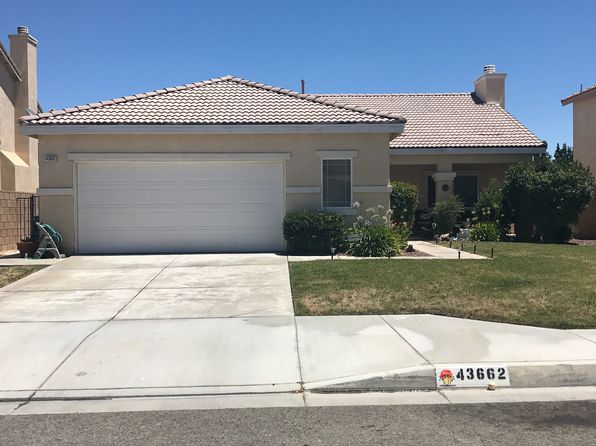 4 bed 2 bath Single Family at 43662 Sawgrass Ln Lancaster, CA, 93536 is for sale at 330k - 1 of 3