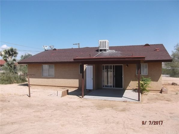 3 bed 2 bath Single Family at 58145 Pueblo Trl Yucca Valley, CA, 92284 is for sale at 173k - 1 of 8
