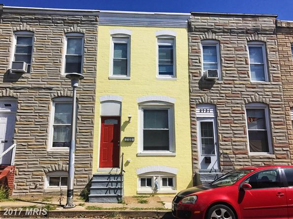 2 bed 2 bath Townhouse at 2733 Miles Ave Baltimore, MD, 21211 is for sale at 140k - 1 of 15