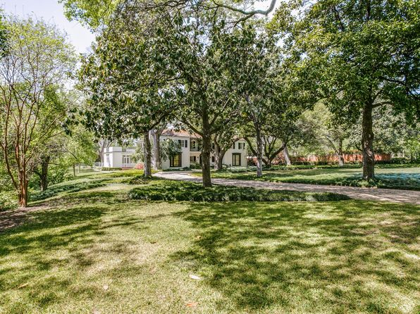 5 bed 7 bath Single Family at 6905 Vassar Ave Dallas, TX, 75205 is for sale at 12.90m - 1 of 8