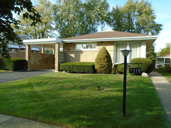 3 bed 2 bath Single Family at 7318 W Lill St Niles, IL, 60714 is for sale at 279k - 1 of 22
