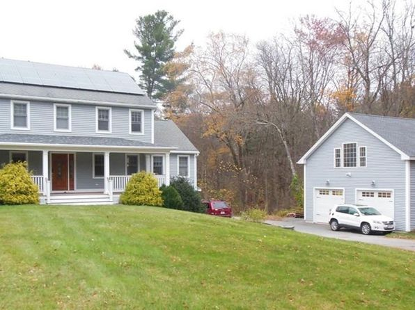 3 bed 3 bath Single Family at 8 Brackett Hill Rd Charlton, MA, 01507 is for sale at 430k - 1 of 28