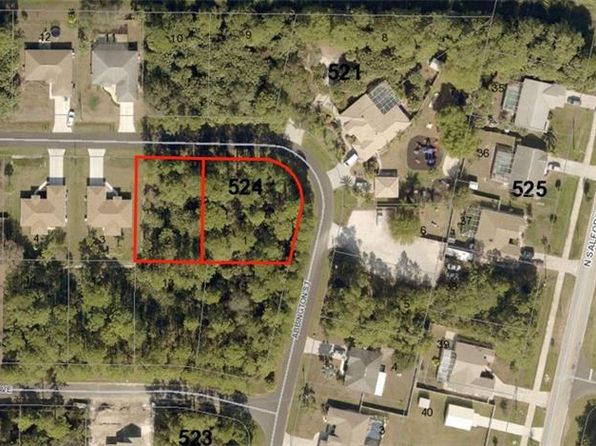 null bed null bath Vacant Land at  Lots 1 & 2 Myrica St North Port, FL, 34286 is for sale at 23k - 1 of 3