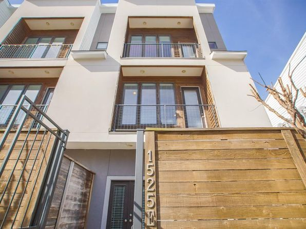 2 bed 2 bath Townhouse at 1525 Birdsall St Houston, TX, 77007 is for sale at 295k - 1 of 45
