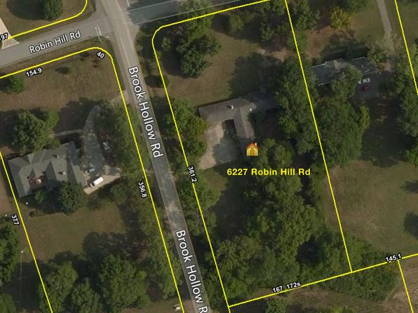 null bed null bath Vacant Land at 6227 Robin Hill Rd Nashville, TN, 37205 is for sale at 580k - google static map