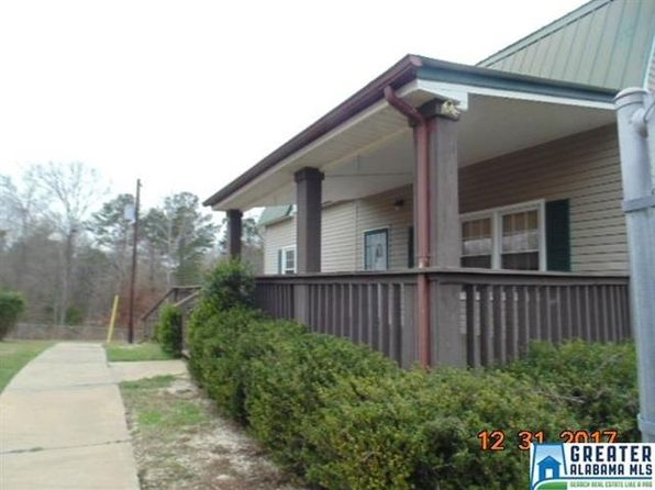 4 bed 2 bath Single Family at 1740 County Road 267 Clanton, AL, 35046 is for sale at 65k - 1 of 12