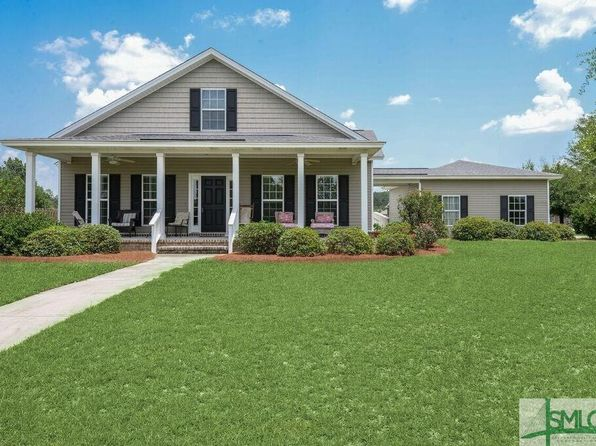 5 bed 3 bath Single Family at 14 Sagefield Dr Ellabell, GA, 31308 is for sale at 228k - 1 of 30
