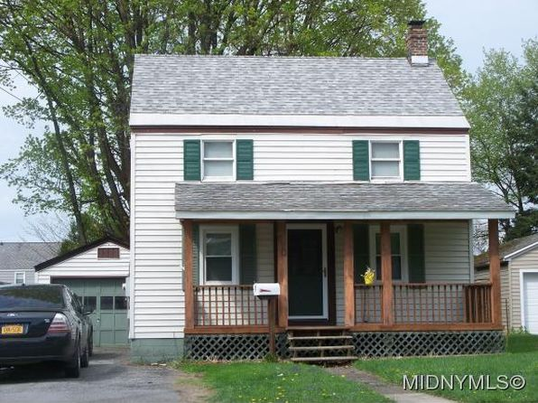 2 bed 1 bath Single Family at 610 Healy Ave Rome, NY, 13440 is for sale at 70k - 1 of 6