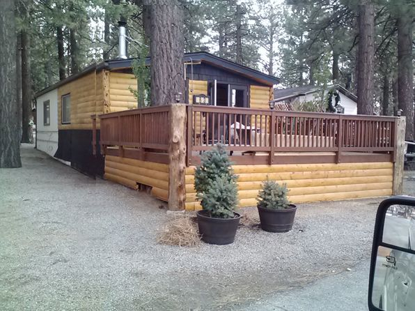 2 bed 2 bath Mobile / Manufactured at 41150 LAHONTAN DR BIG BEAR LAKE, CA, 92315 is for sale at 170k - 1 of 3