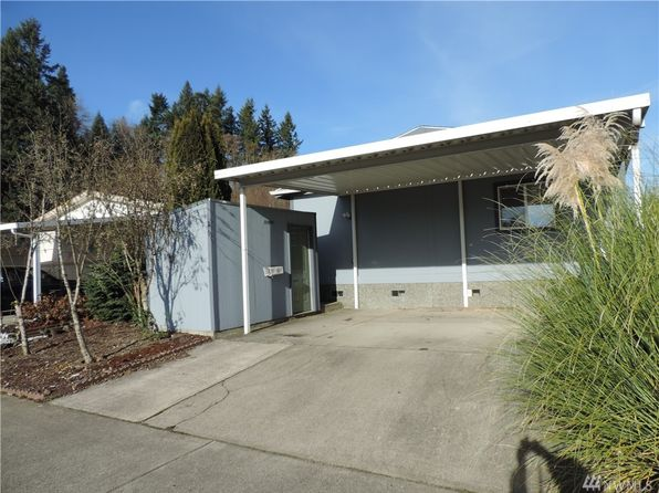 3 bed 2 bath Mobile / Manufactured at 201 W Oakview Ave Centralia, WA, 98531 is for sale at 60k - 1 of 16