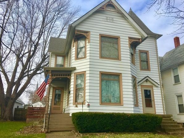 4 bed 2 bath Single Family at 1111 Post St Ottawa, IL, 61350 is for sale at 130k - 1 of 25