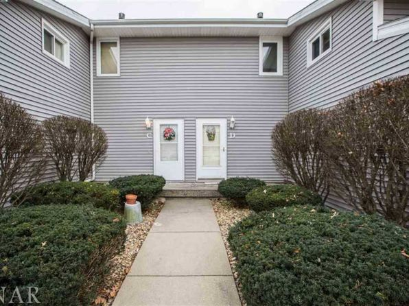 3 bed 1.5 bath Condo at 1564 Hunt Dr Normal, IL, 61761 is for sale at 105k - 1 of 21