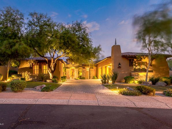 4 bed 4.5 bath Single Family at 8225 E Tailfeather Dr Scottsdale, AZ, 85255 is for sale at 1.40m - 1 of 16